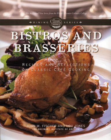 Bistros and Brasseries, a culinary eBook from the Culinary Institute of America.