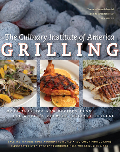 Grilling, a culinary eBook from the Culinary Institute of America.