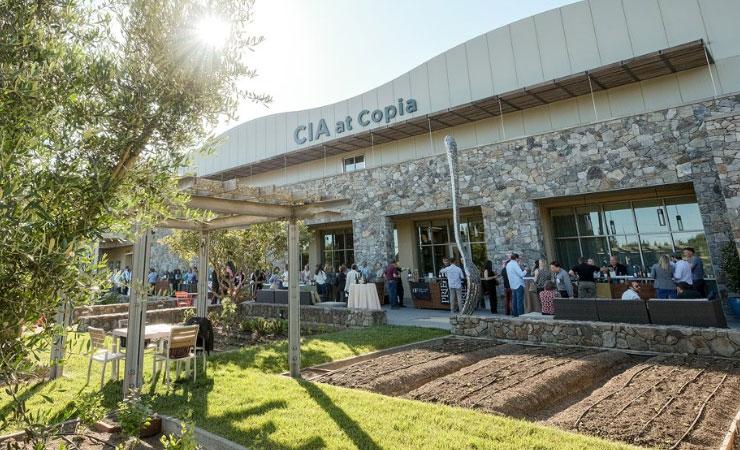 The CIA at Copia