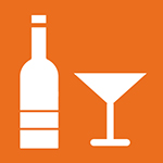 Private Classes Icon Wine