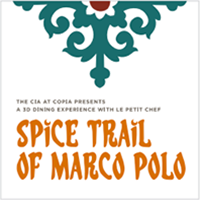 3D Dining Spice Trail Of Marco Polo