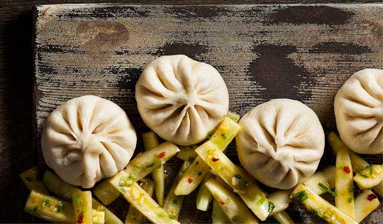 pan-steamed-cilanto-pork-dumplings