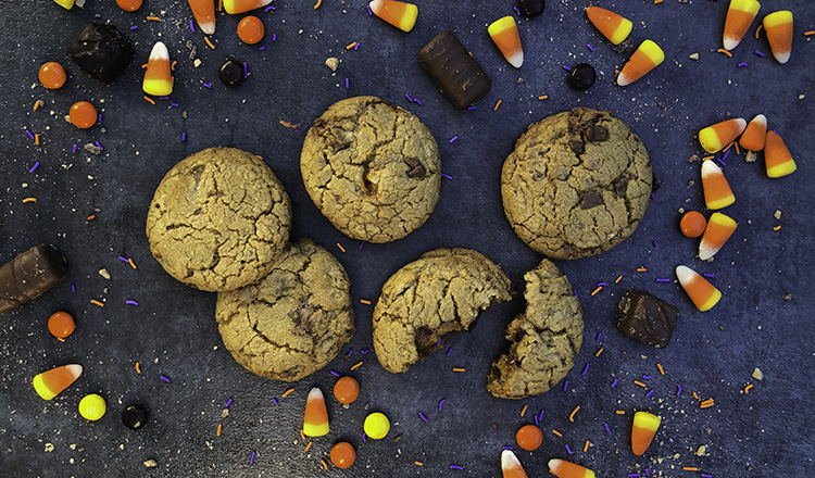 Candy Bowl Cookies