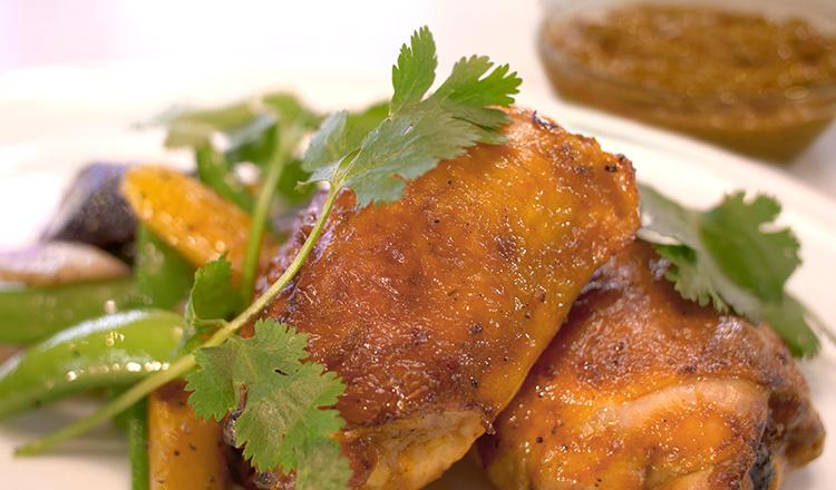 Balsamic Vinegar of Modena PGI Yogurt Marinated-Chicken