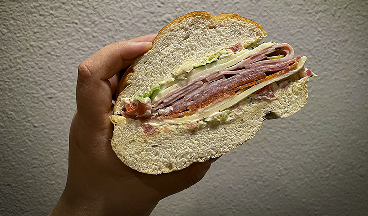 Italian-style Sub Sandwich