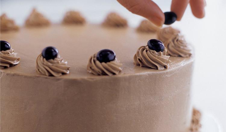 Mocha Torte